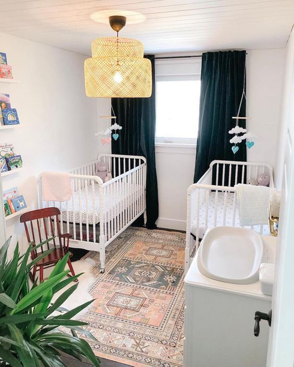 23 Most Favorite Twin Nurseries To Get Inspired