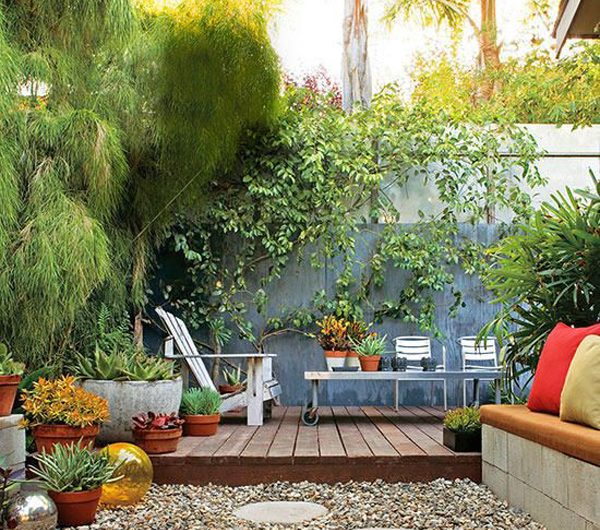 5 Tips To Beautify Modern Gardens For Small Space