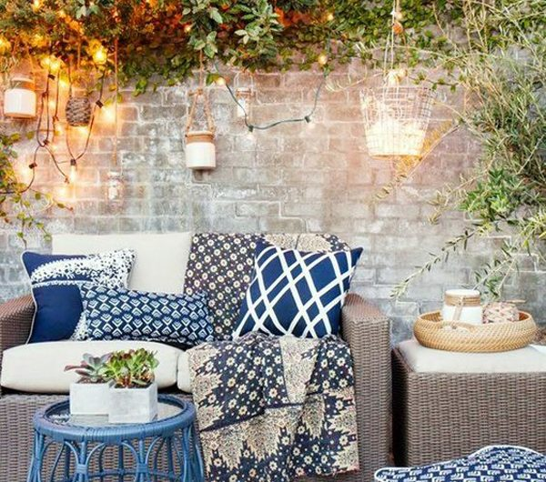 10 Ideas For Beautiful Outdoor Lighting At Home