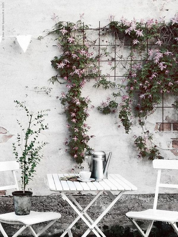 pretty-outdoor-flower-garden-trellis