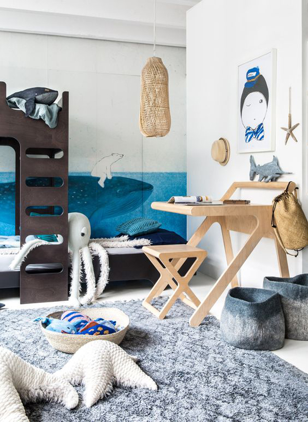 seaside-boys-bedroom-with-study-desk