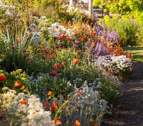 30 Prettiest Flower Garden Ideas To Get Inspired