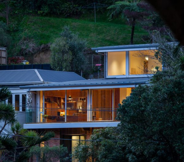 The Garden House By Parsonson Architects