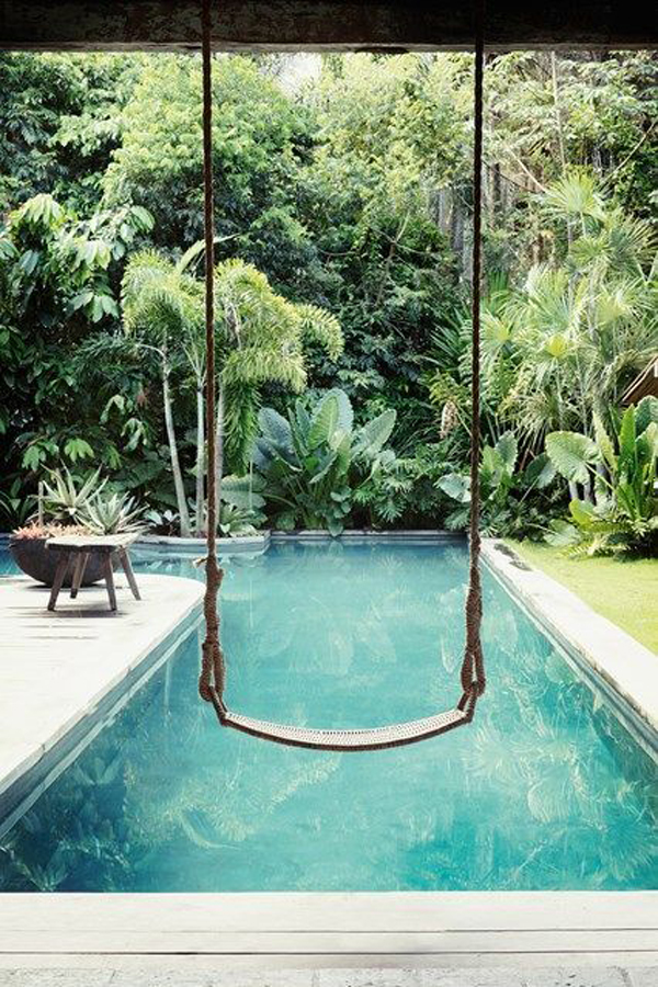 tropical-pool-landscapes-with-outdoor-swing