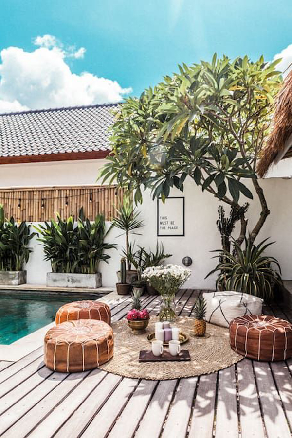 tropical-pool-landscping-with-boho-chic-furniture