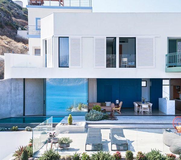 Beautiful Viewpoint Residence In Karpathos Island