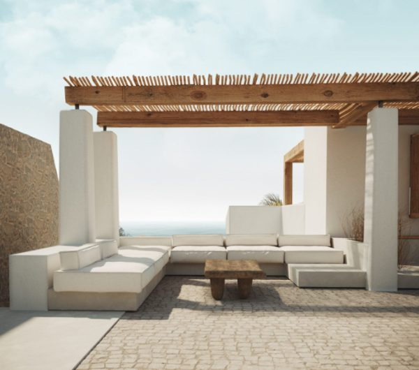 Villa R: Holiday Residence Focusing On Outdoor Areas