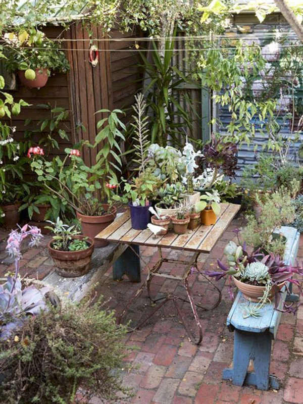 vintage-bohemian-garden-ideas