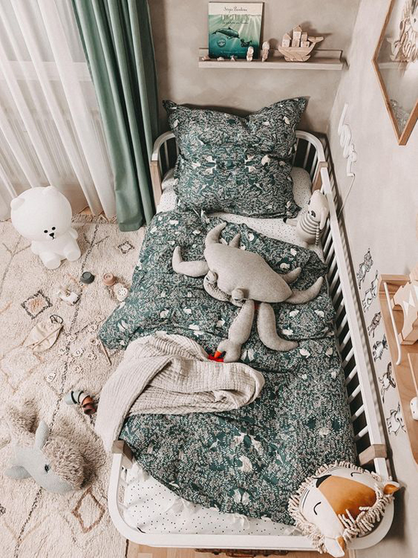 vintage-seaside-bedroom-decor-for-kids
