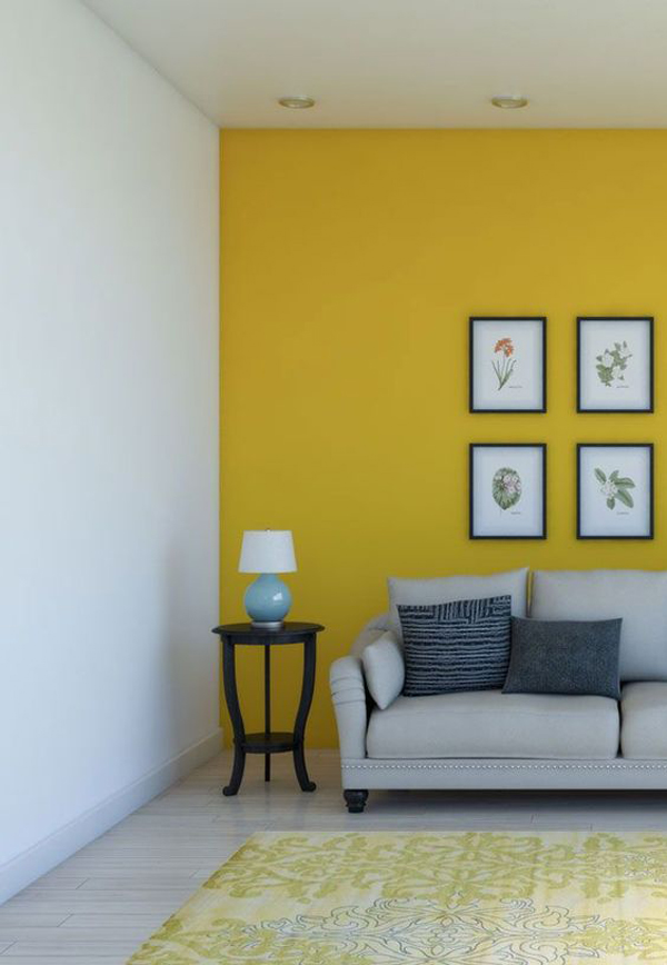 vintage-yellow-living-room-color