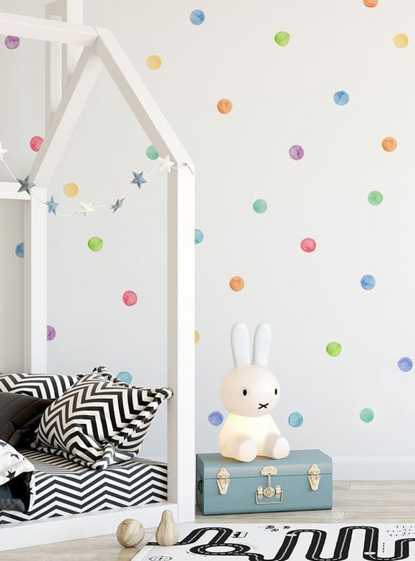 watercolor-polka-dot-wall-sticker-for-kids-room