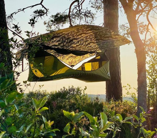Haven Tents: Combination Of Tent And Hammock For Unforgettable Camping