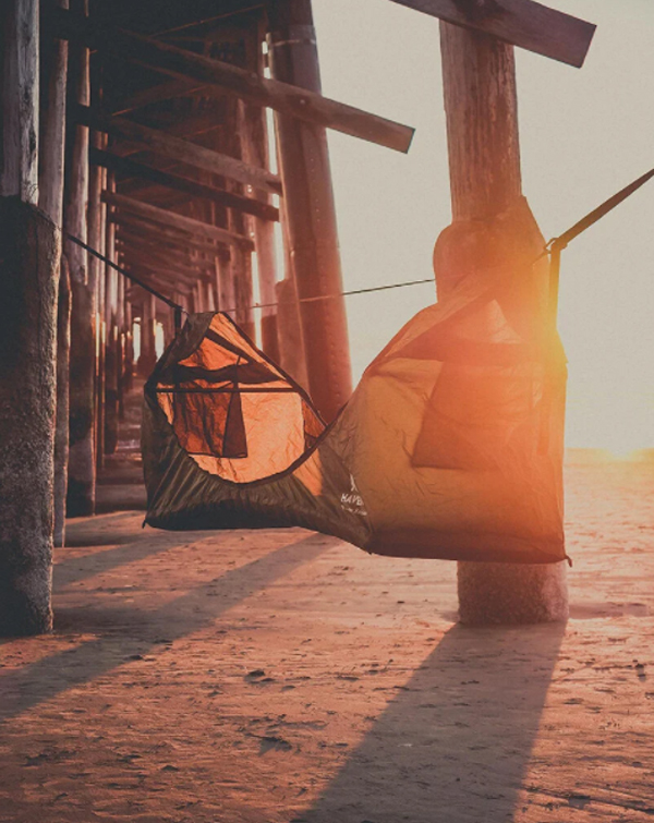 beautiful-haven-tents-design-with-sunset