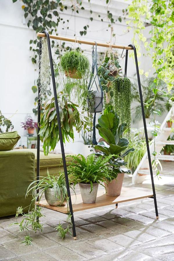 beautiful-vertical-garden-with-room-divider