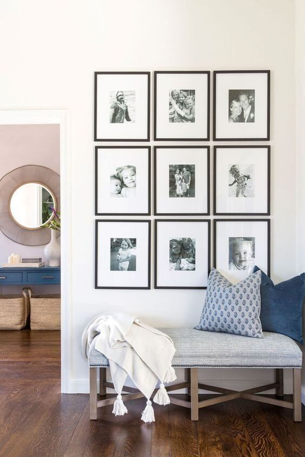 How To Choose Your Photo Frame And Decorating Tips