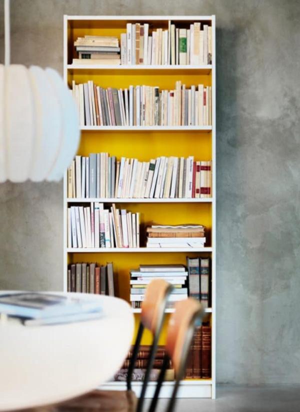 billy-yellow-bookcase-interior