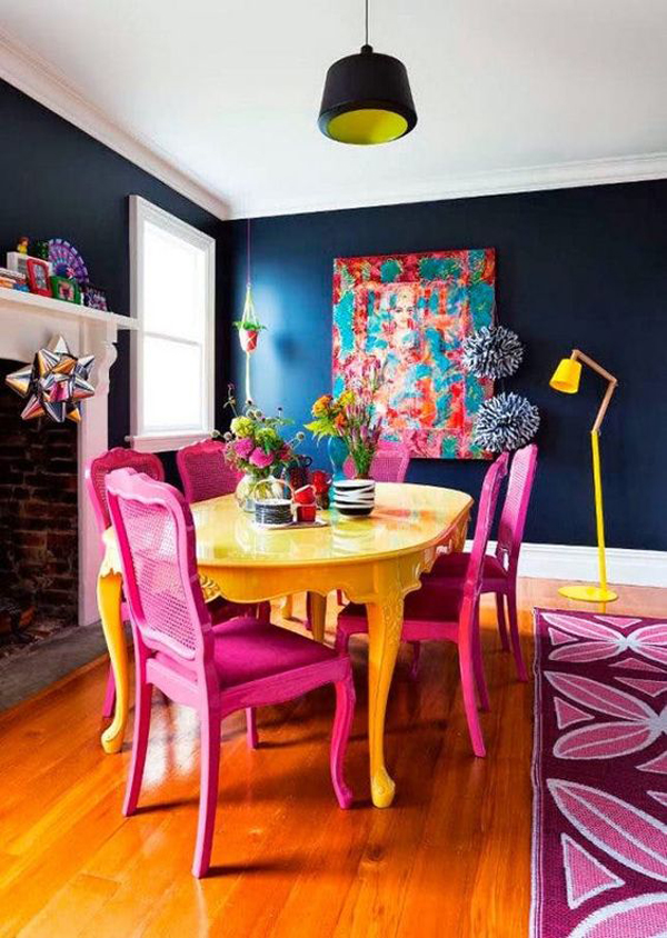 bold-dining-room-color-ideas