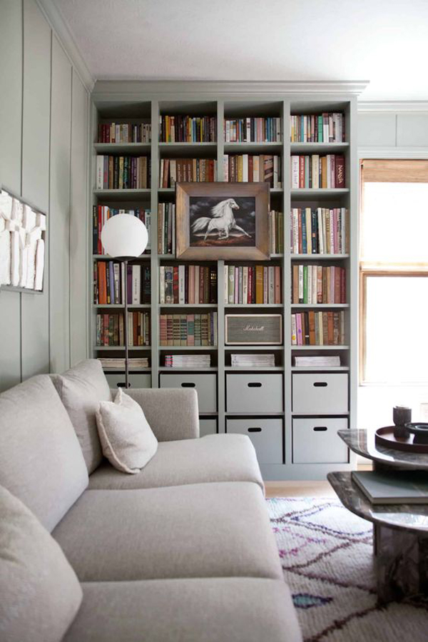 built-in-ikea-billy-bookcase-in-living-room