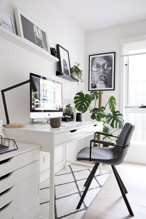 17 Awesome Home Office Ideas To Pin Right Now