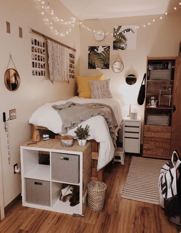 college-dorm-bedroom-with-beach-inspired