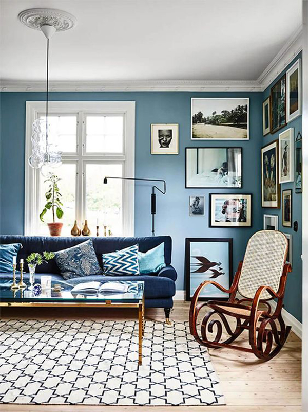 cool-rustic-blue-living-rooms