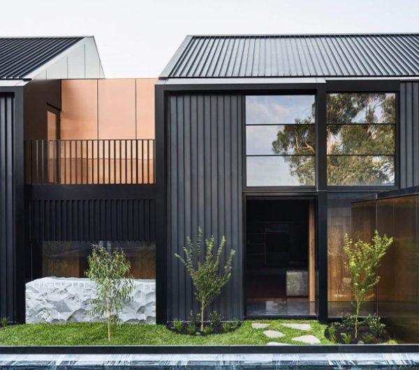 Cornerstone House By Splinter Society Architecture