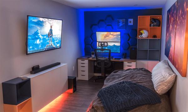 cozy-gaming-bedroom-design-ideas