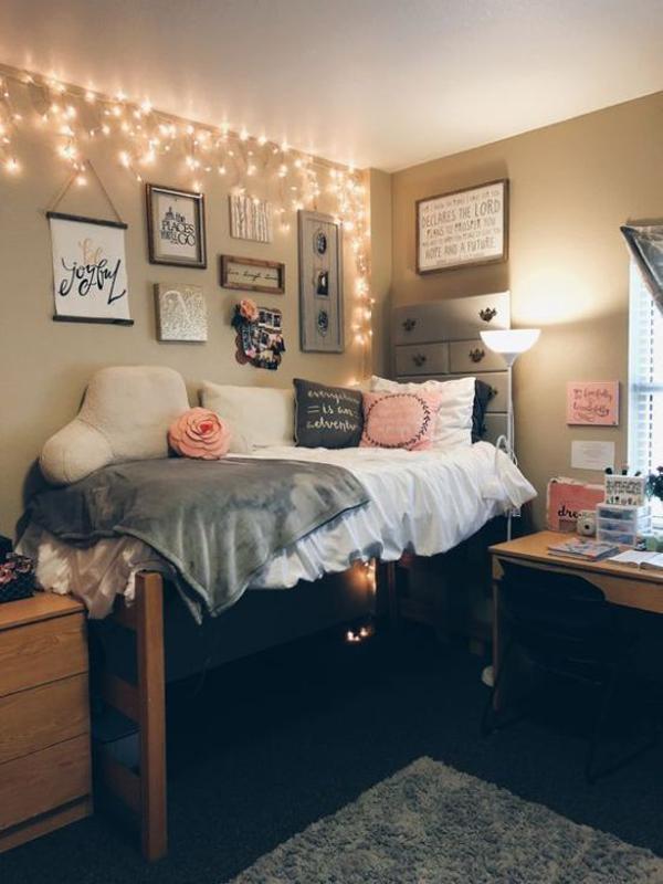 cozy-teen-college-dorm-room-ideas