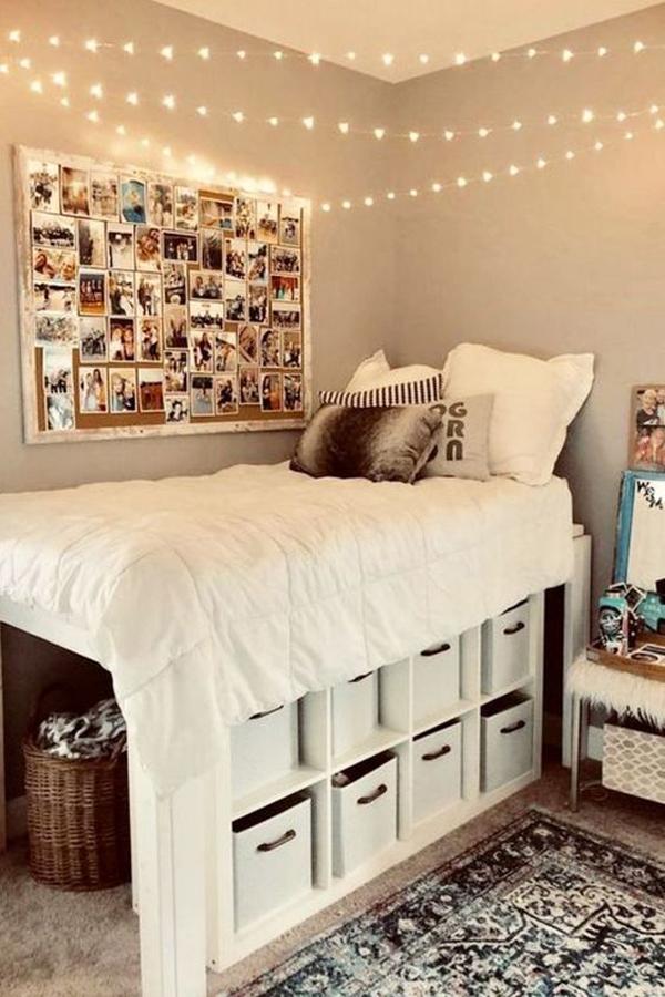 cute-diy-dorm-room-decor-for-girls