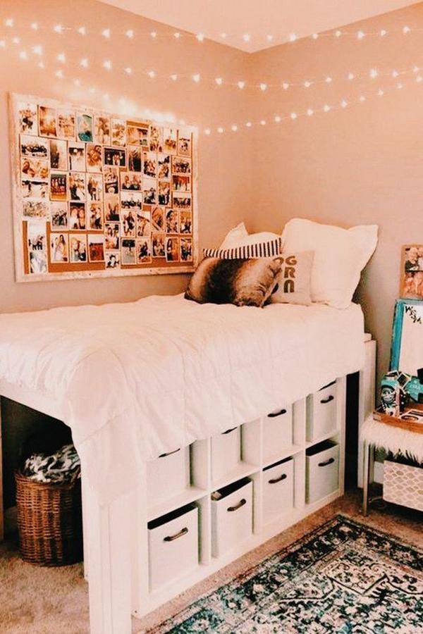cute-space-saving-dorm-room-organization-hacks