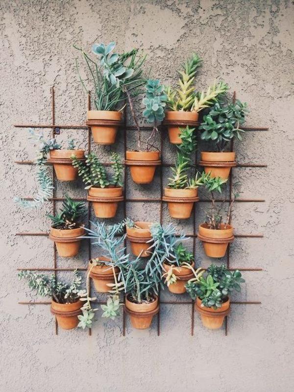 diy-indoor-vertical-garden-pots-in-the-wall