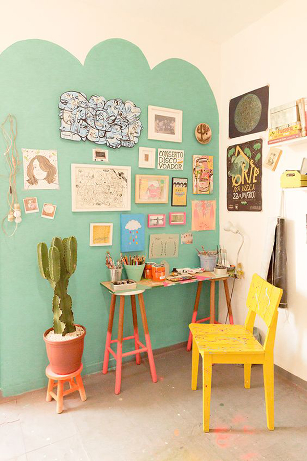 fun-and-colorful-home-office-design