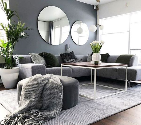 10 Best Paint Color Trends For Minimalist Living Room