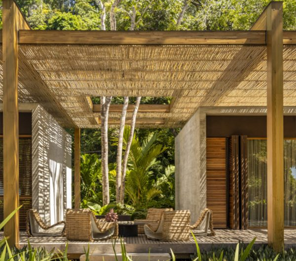 The House On The Sand By studio MK27