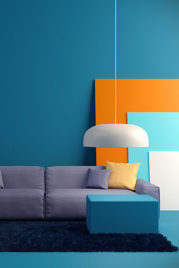modern-blue-living-room-with-aesthetic-decor
