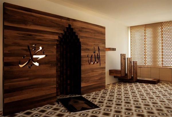modern-wood-prayer-room-design