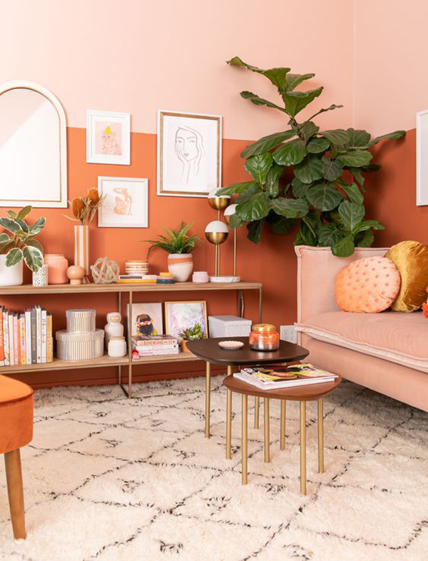 peach-living-room-color-ideas