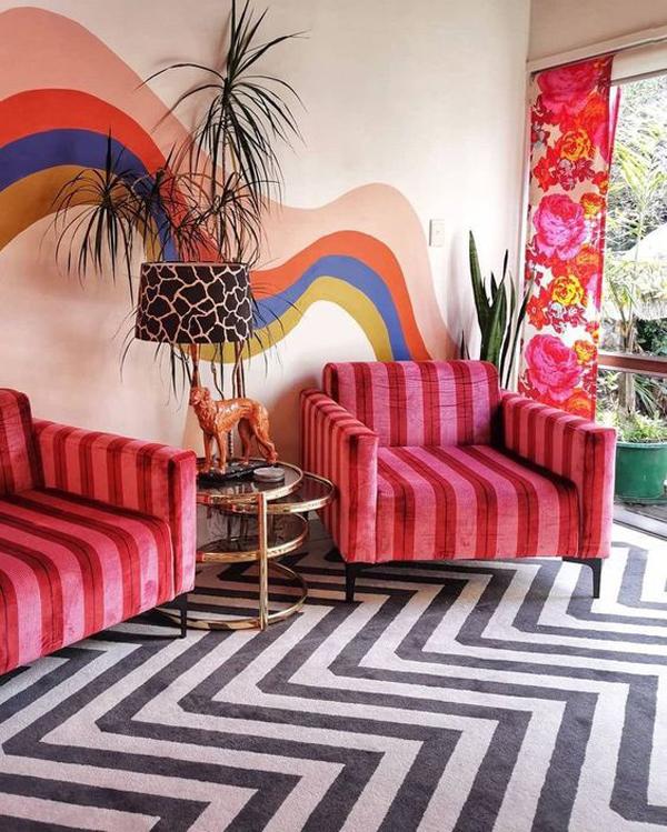 rainbow-living-room-color-scheme