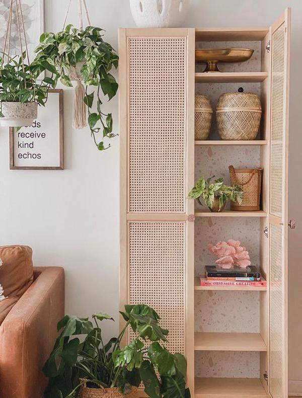 simple-ikea-billy-cabinet