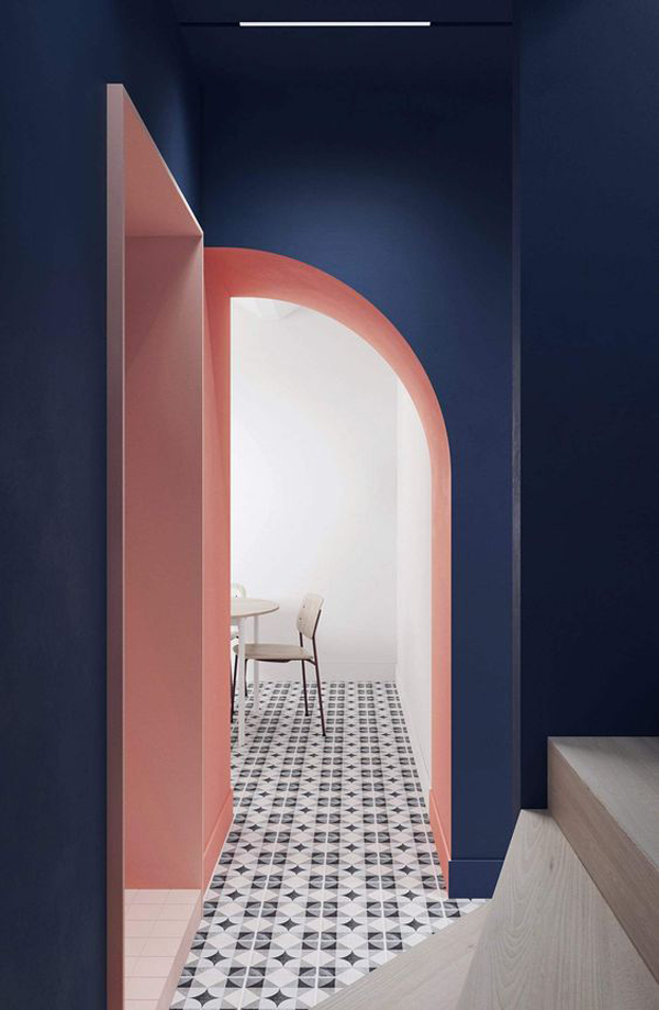 soft-blue-and-pink-painting-wall