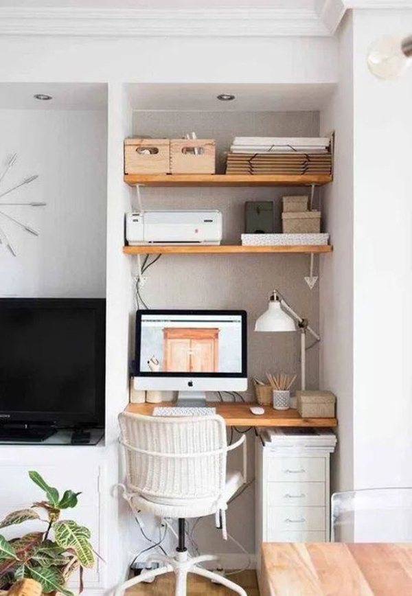 tiny-home-office-design-in-living-room