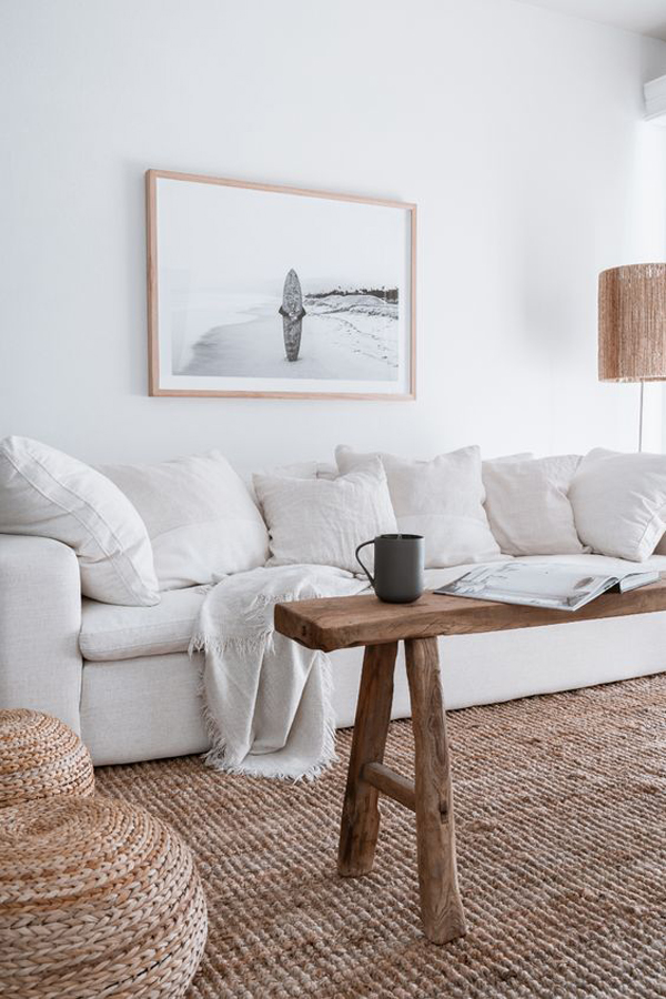 white-living-room-color