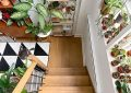 awesome-staircase-garden-decoration