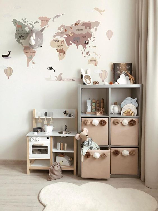 boho-inspired-kids-shelves-with-ikea-kallax