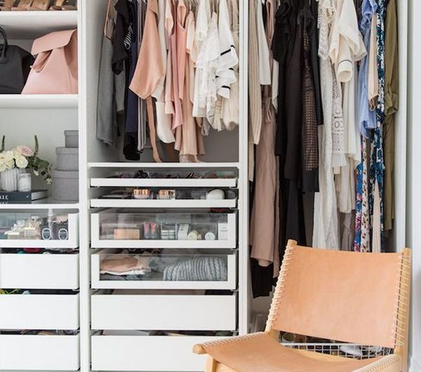 7 Inspiring And Functional Wardrobe Designs For Bedroom