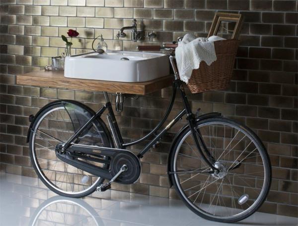 diy-bicycle-sink-design