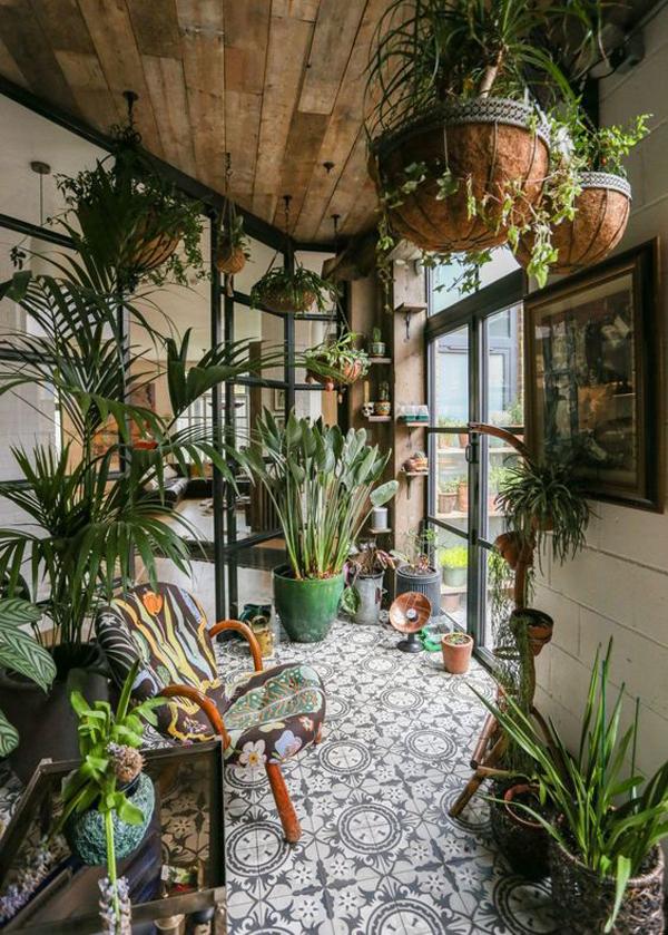 eclectic-indoor-plant-decorations