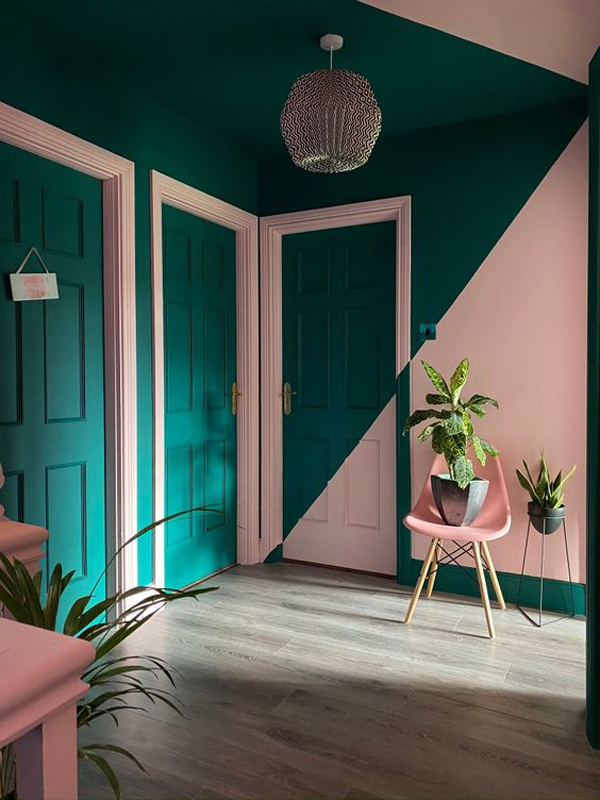 green-and-pink-door-color-patterns