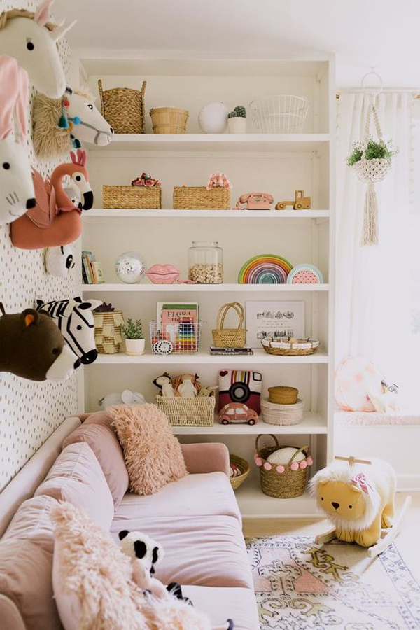 mid-century-modern-girl-bedroom-with-play-space
