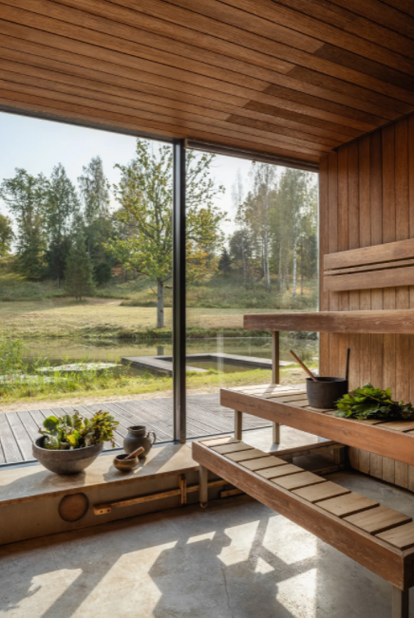 natural-wooden-bench-and-table-design